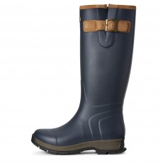 Ariat Woman's Burford Wellington Boots (Navy)