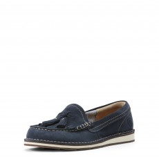 Ariat Woman's Tassel Cruiser (Navy)
