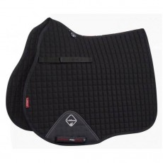 LeMieux GP Cotton Saddlepad (Black)