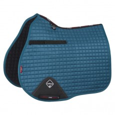 LeMieux GP Suede Saddlepad (Peacock)