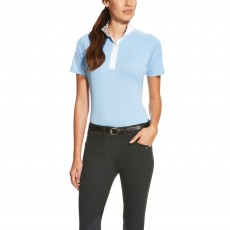 Ariat Women's Hex Showstopper Top (Skyway Liberty)