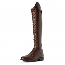 Ariat Woman's Capriole Tall Riding Boot (Mahogany)