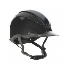 Champion Air-Tech Deluxe Riding Hat (Black)