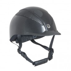 Champion Junior Air-Tech Riding Hat (Black)