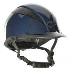 Champion Air-Tech Deluxe Riding Hat (Navy)