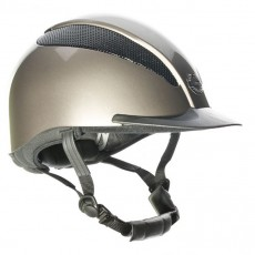 Champion Air-Tech Deluxe Riding Hat (Oyster)