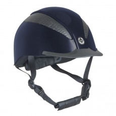Champion Junior Air-Tech Riding Hat (Navy)