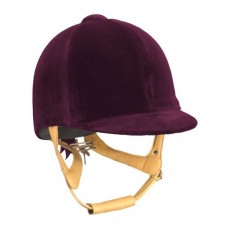 Champion CPX Supreme Riding Hat (Burgundy)