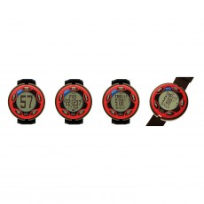 Optimum Time Rechargeable Event Watch (Red)