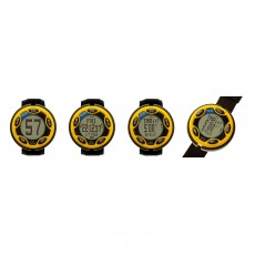 Optimum Time Rechargeable Event Watch (Yellow)