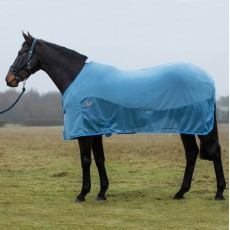 JHL Essential Fleece Mesh Rug (Blue)