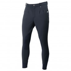 Mark Todd Men's Winter Performance Breeches (Navy)