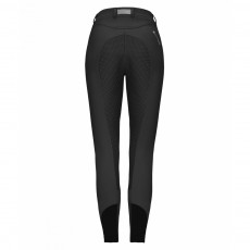 Cavallo Ladies Caja Grip Lux Breeches (Black)