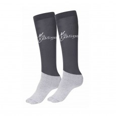 LeMieux Competition Socks (Slate Grey)