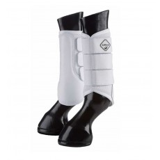 LeMieux Mesh Brushing Boot (White)