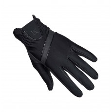 Mark Todd Adults Elite Riding Gloves (Black)