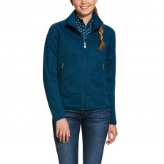 Ariat Women's Sovereign Full Zip Jacket (Dream Teal)