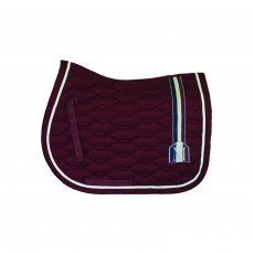 Mark Todd Classic Saddlepad (Burgundy)