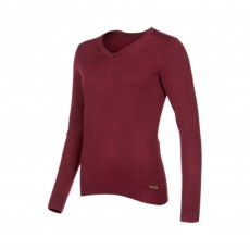 Baleno Women's Melanie Pullover (Wine Red)