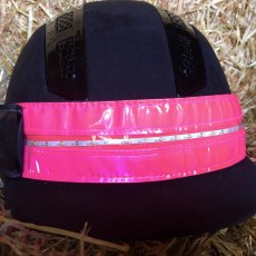 Equisafety Adults LED Rechargeable Hatband