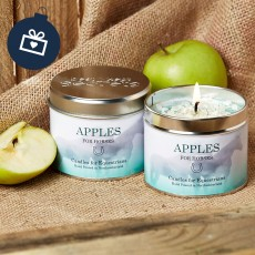 Scented Candle (Apple)