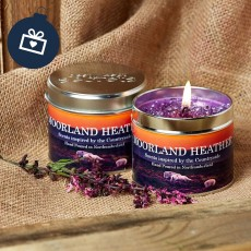 Scented Candle (Moorland Heather)