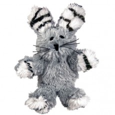 Kong Cat Softies Fuzzy Bunny (assorted Colours)
