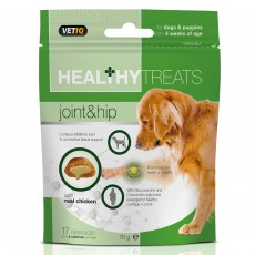 VetIQ Healthy Dogs & Puppy Treats (Joint and Hip)