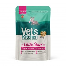 Vet's Kitchen Little Star Dog Treat (Salmon Active+)
