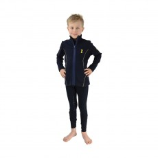 Little Rider Lancelot Fleece by Little Knight  (Navy/Yellow)