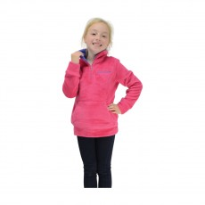 Little Rider Nina Soft Fleece  (Hot Pink/Dazzling Blue)