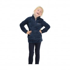 Little Rider Nina Soft Fleece  (Navy/Charcoal Grey)