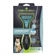 Furminator Undercoat Deshedding Tool For Long Hair Cat
