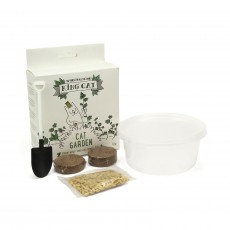 King Catnip Cat Grass Kit