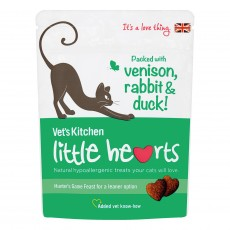 Vet's Kitchen Little Hearts Cat Treats (Game)