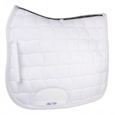Mark Todd Ergo Competition Dressage Saddlepad (White)