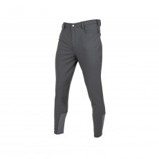 Mark Todd Mens Tornio Winter Breeches (Grey/Silver)