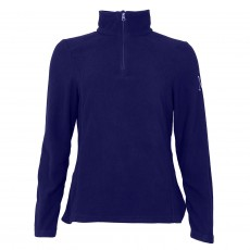 Mark Todd Women's Half Zip Fleece (Navy/Silver)