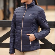 Mark Todd Women's Rhapsody Jacket (Navy/Rose Gold)