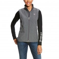 Ariat (Sample) Women's Journey Softshell Vest (Grey)