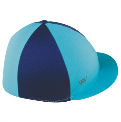 Woof Wear Hat Cover (Powder Blue/Navy)