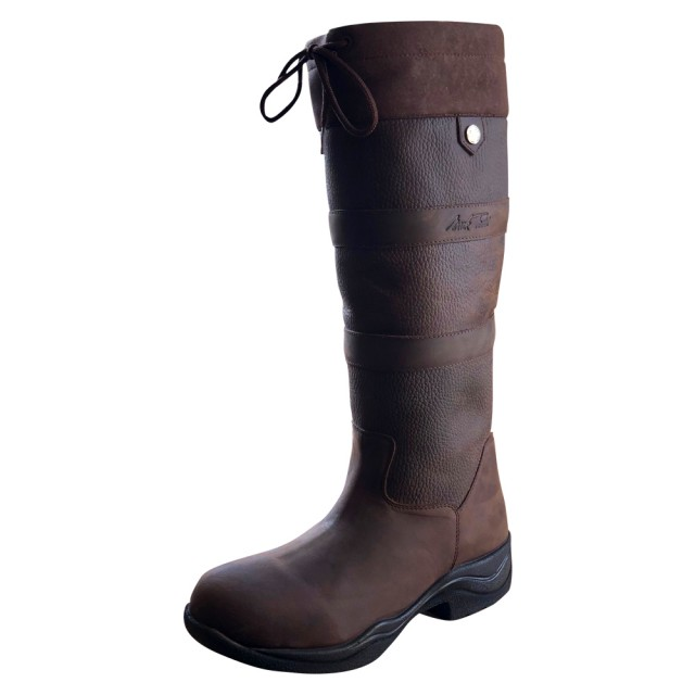 Mark Todd Adults Country Boot Mark II (Brown)
