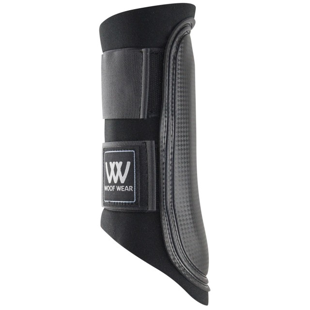 Woof Wear Club Brushing Boots (Black)