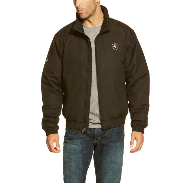 Ariat Men's Team Stable Jacket (Black)