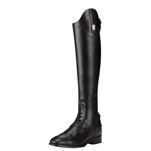 Ariat Women's Monaco Stretch Field Tall Boot (Black)