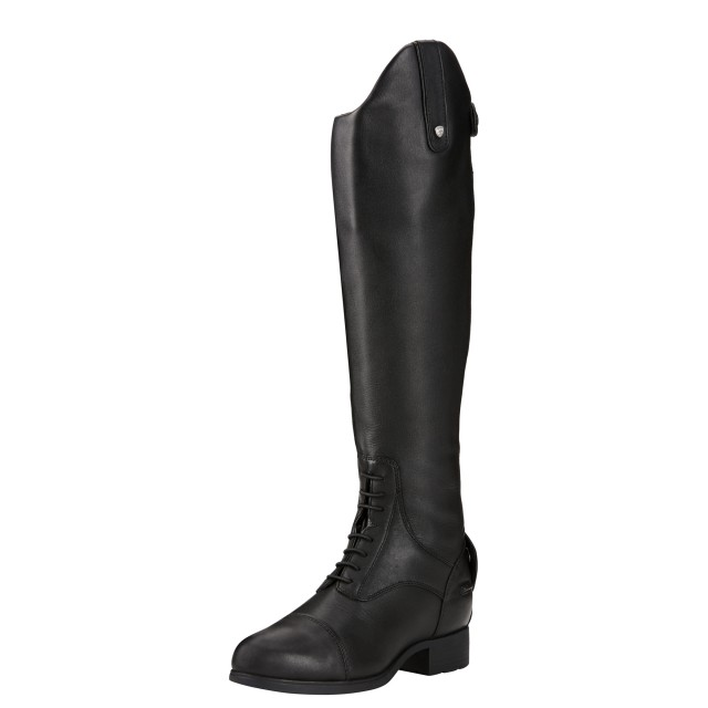 Ariat Women's Bromont Pro H2O Insulated Riding Boots (Black)