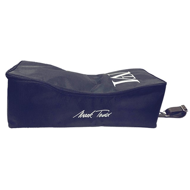 Mark Todd Pro Padded Bridle Bag (Navy/Chocolate)
